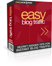 Easy Blog Traffic - ebook - $1.79