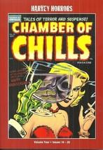 Chamber Of Chills Vol 4 - Harvey Horrors - Precode Horror Comics 1953 - Color - £16.73 GBP
