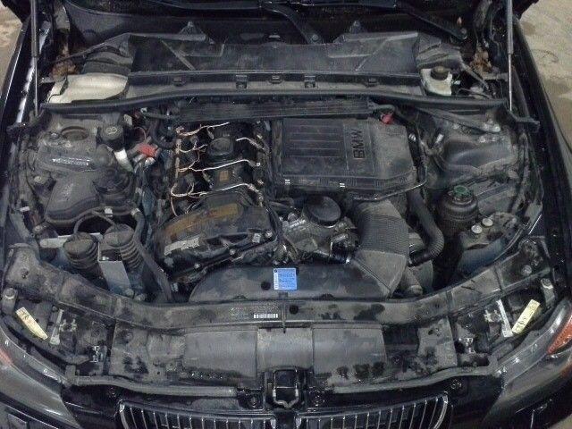 2007 BMW 335i AIR CLEANER