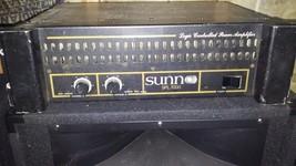 Sunn SPL7000 2 Channel Bridgeable Amplifier - $247.50