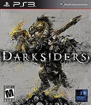 Darksiders PlayStation 3 PS3 Complete CIB - $9.89
