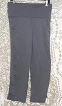 Champion  Womens Medium  Gray  Stretch Straight Pants  Yoga Athletic - $13.95