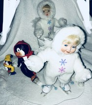 "Ashton Drake ""Follow The Leader"" Doll - SnowBaby Collection plus bonus s... - $74.55"