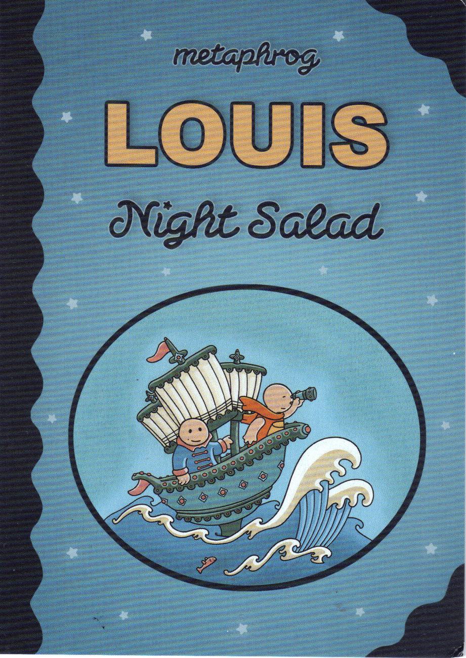 Louie metaphrog