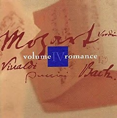 The Simply Classical Collection Volume IV Romance cd