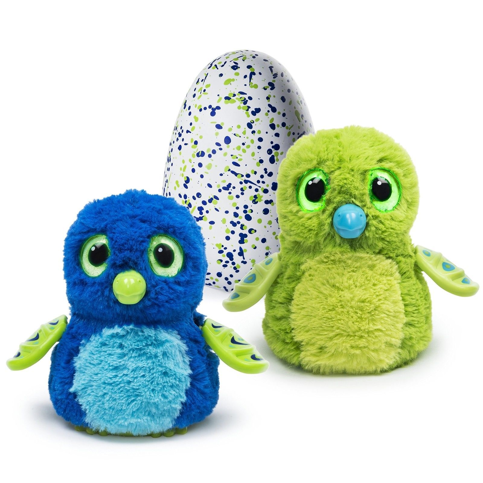 Hatchimals Draggle - Blue/Green Egg