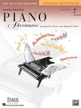 Accelerated Piano Adventures for the Older Beginner: Popular Repertoire ... - $1.83