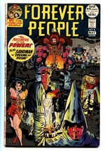 FOREVER PEOPLE #8 KIRBY comic book 1972 VF- - $25.22