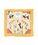 Hermes Real Escuela Andaluza Del Arte Ecuestre Scarf - $285.00
