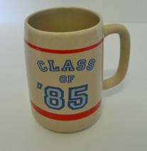 Russ Berrie & CO Class Of 85 Collectible Ceramic Coffee Mug Cup Korea 8108 - $16.71