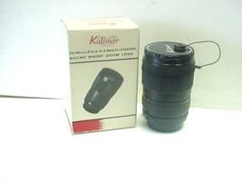 KALIMAR 28-80mm  f3.5/4.5 Auto Multi-coated macro zoom lens for Nikon-NF... - $59.39