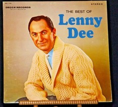 The Best of Lenny Dee Records AA20-RC2143 Vintage
