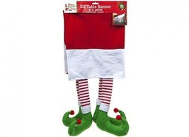 Christmas Elf Table Runner - 30 x 176cm #fei - $5.89