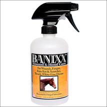 Banixx Horse Infection Wound & Hoof Care Multi Use Spray 16 Oz U-85-2 - $32.62