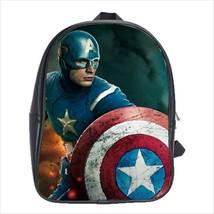 School bag captain america 3 sizes - $38.00+
