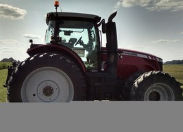 2013 MASSEY-FERGUSON 8690 For Sale In Liberty Center, OH 43532 image 11