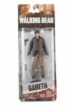 McFarlane Walking Dead Series 7 GARETH New Slightly damage card SEALED F... - $6.79