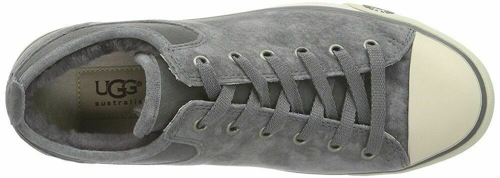 UGG Australia Sport Collection Women's Evera Oxford Sneakers in Pewter, Size 5 image 6