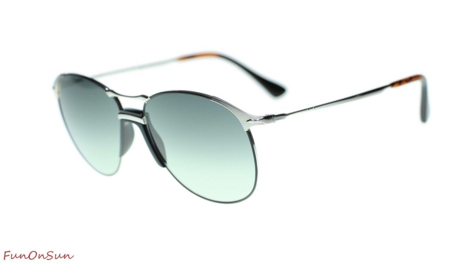 f514150c1fff3 Persol Mens Sunglasses PO2649S 107471 Silver and 12 similar items. 10