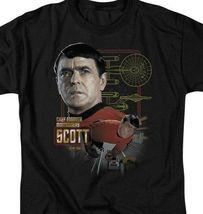 Star Trek Chief Engineer Montgomery Scott Iconic TV series CBS580 image 3