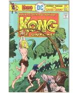 Kong The Untamed Comic Book #3 DC Comics 1975 FINE+ - $4.75