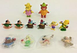 Disney Gummi Bears Figures Set of 12 Vintage Sunni - $49.49
