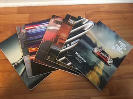 Porsche Magazine Lot of 7 Christophorus & Panorama 2020 Back Issues - $49.49