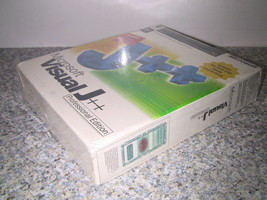 Microsoft Visual J++ Professional Edition 1.1 for Windows 95/ NT/ Work Statation - $38.00