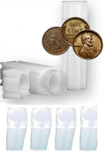 5 Pack Square Tubes, Penny Size Lincoln Indian Head CP1007 - $3.95