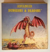 Vintage 1980 Advanced Dungeons & Dragons Grenadier Models Dragons Lair #... - $74.24