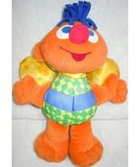 "Butterfly Ernie Fisher Price 2001 Mattel Sesame Work Shop 10"" Plush Doll - $9.99"