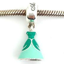 Authentic Pandora Disney Ariel's Dress Dangle Charm, 791577ENMX New  - $53.19