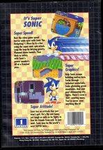 Sega Genesis - Sonic the Hedgehog image 2
