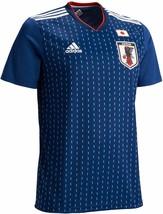 2018-2019 Japan JFA National Team Jersey Shirt Home Adidas FIFA Russia World Cup - $44.55+