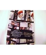 Norman Rockwell Saturday Evening Post Necktie - $15.00