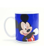 Monogram Pinellas Park Disney Mickey Mouse And Friends Blue Coffee Cup Mug - $11.39