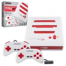 Retro-Bit Super RetroTrio+ Plus HD SNES/NES/Sega Genesis Console 720p HDMI - $74.99