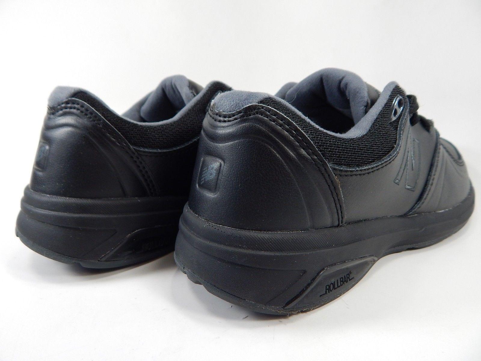 New Balance 813 Size US 7.5 2A NARROW EU 38 Women's Walking Shoes Black WW813BK