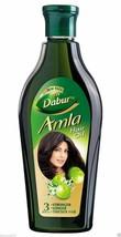 Dabur Amla Hair Oil 90 ml Gooseberry Natural Beautiful Fast Grow & Healt... - $6.60