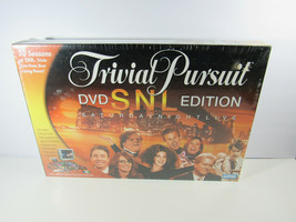 Trivial Pursuit DVD SNL Edition - Saturday Night Live New Factory Sealed - $22.76