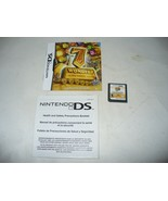 7 Wonders of the Ancient World  Nintendo DS Lite DSi XL 3DS 2DS Game - $4.83