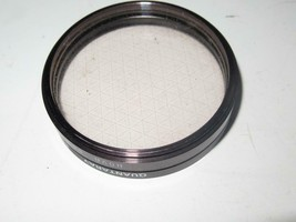 VINTAGE CAMERA ACCESSORY- QUANTARAY 55MM 6X-CROSS LENS-   EXC- - G2 - $18.57