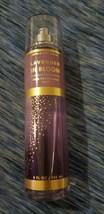 Bath and & Body Works Lavender in Bloom Fine Fragrance Mist Spray Splash... - $18.00