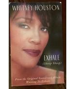 Whitney Houston - Exhale / Shoop Shoop - Cassette Tape Single - $1.99