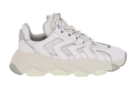 Sneakers Ash EXTREME B in white leather - Women's Shoes - $267.90