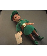 Madame Alexander McDonald's 2002 #4 Disney Peter Pan Doll With Tag - $5.00