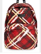 Marc by Marc Jacobs. Ruby Red Printed Crosby Qu... - $130.90