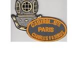 Ialit s m caniques r unis cabirol charles ferrus 12 bolts diving helmet paris grey thumb155 crop