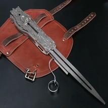 Assassin's Creed sword Edward weapon Hidden Blade stainless steel Gauntlets - $187.11