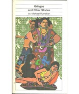 GRINGOS AND OTHER STORIES Michael Rumaker - DELICATE EDGE OF POVERTY & D... - $8.00